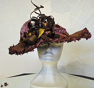 The chocolate sculpture winner
