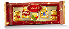The Lindt Bear Friends