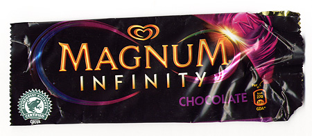 Magnum Infinity Choklad -papper