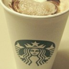 Hot Chocolate at Starbucks